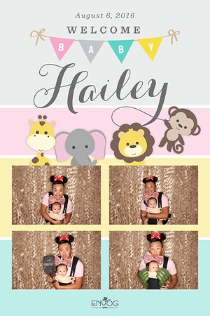 Baby Hailey (prints)