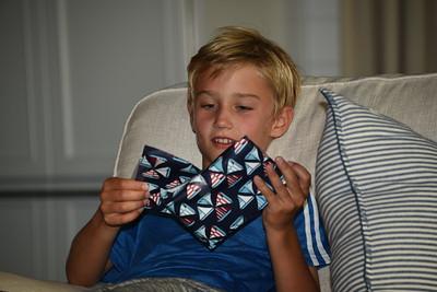 Will's 9th Birthday