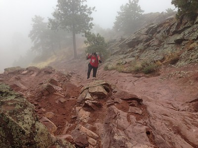 Mt Sanitas Hike