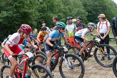 2019 UCI MOUNTAIN BIKE WORLD CHAMPIONSHIPS - WOMEN ELITE