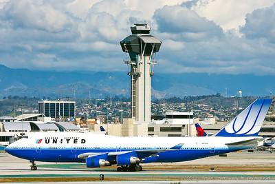 LAX Airplanes Feb. 09 2009