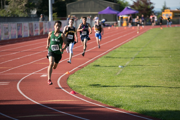 Track & Field District Championships