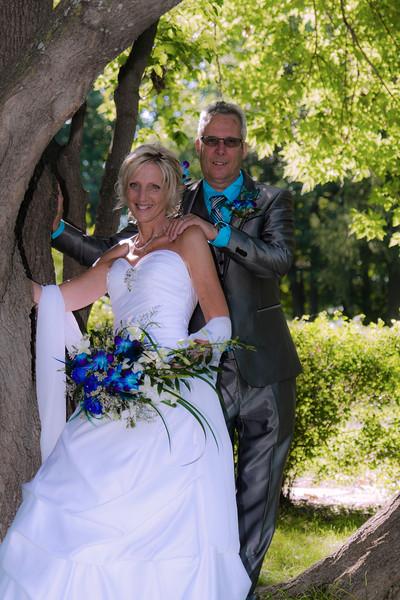 mariage Guy et Chantal