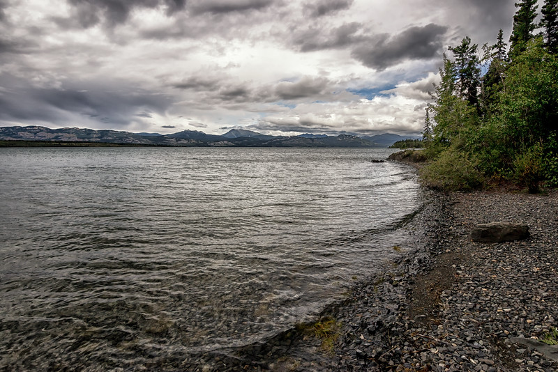 On the Shore of Lake Laberge.jpg