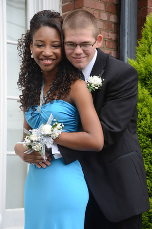TCCHS PROM 2K14 - Faith & Alex
