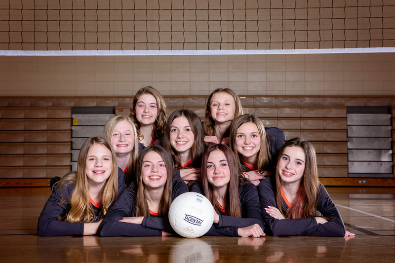 JO Volleyball 14-1 2020