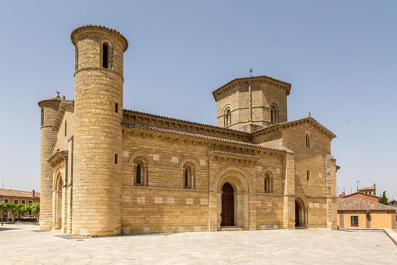 Frómista, Iglesia de San Martin