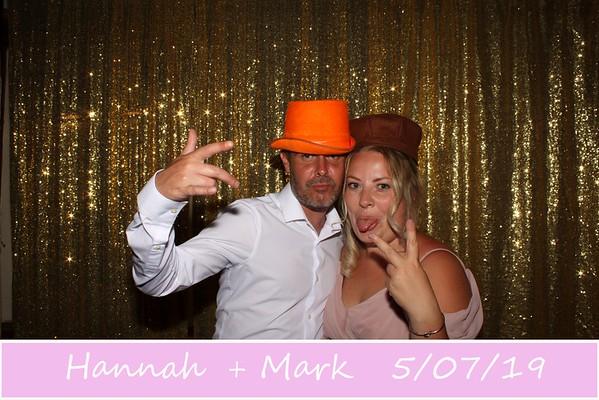 Hannah + Mark