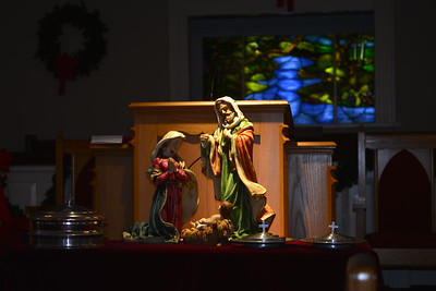 Christmas Eve Service 12 24 2014