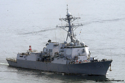 USS Pinckney DDG-91