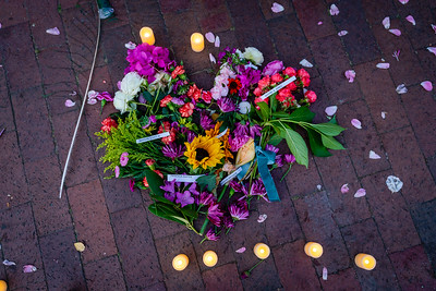 25May2021 Mill Valley Anniversary Vigil for George Floyd's Murder