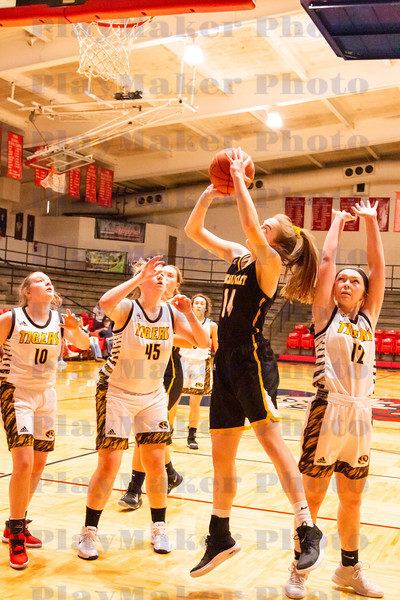 Arcadia Valley vs Festus Woman's High School Basketball