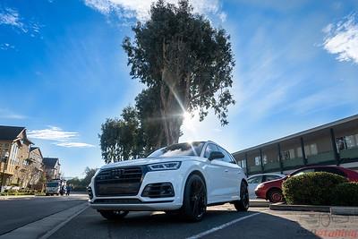 2018 Audi SQ5 - White