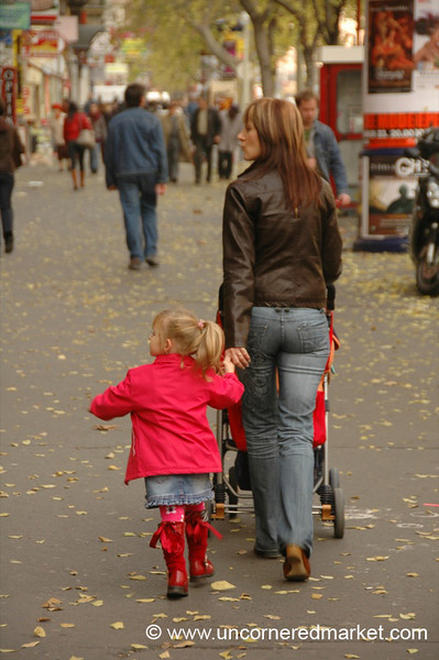 Like Mother, Like Daughter - Budapest, Hungary