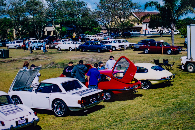 Forster-Tuncurry Car Show Oct 2003