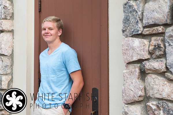 Beaver Creek Senior Photos - Beaver Creek - Grant