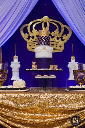 Royal Prince - Purple and Gold