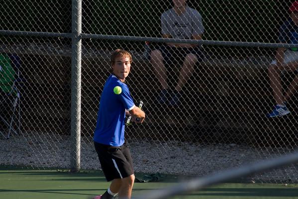 Boys Tennis Sectional