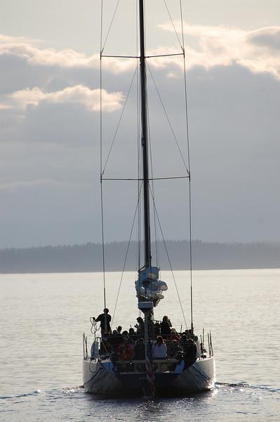 Vessels: Sail Boats