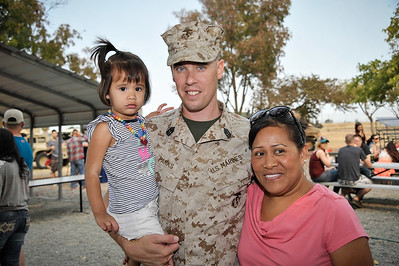 USMC Family Day - Sept 2015
