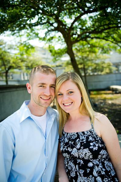 Engagement Eric and Megan