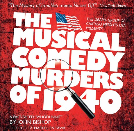 MUSICAL COMEDY MURDERS OF 1940 (June)