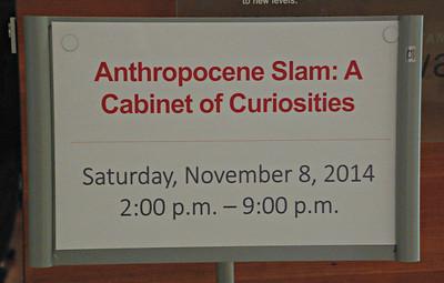 2014 11 08: Anthropocene Slam, UW Madison