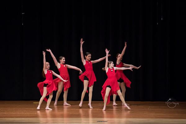 2021 March Dance Spectacular, Logan UT