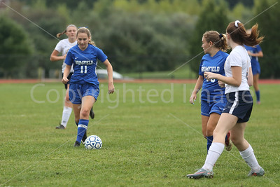 2018 Bromfield Girls Soccer