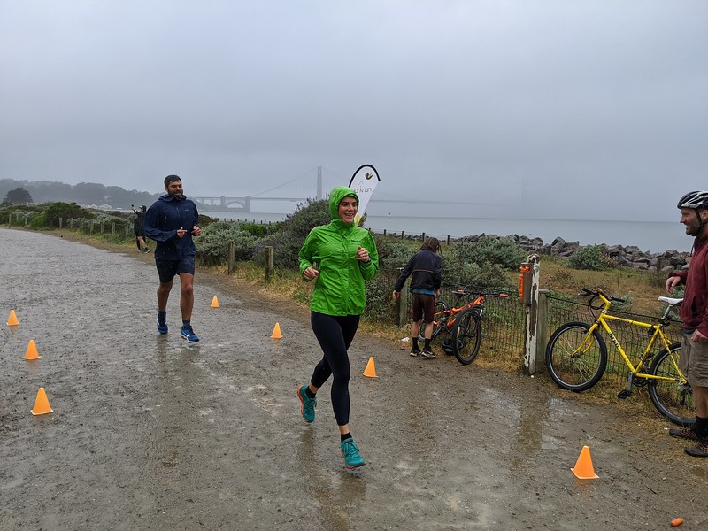 Our last Crissy Field Parkrun