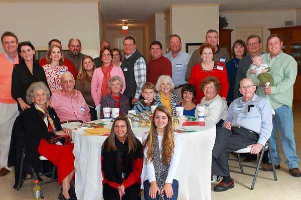 Harrell Family Reunion Dec 6, 7-2013