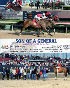 SON OF A GENERAL - 1/19/2013
