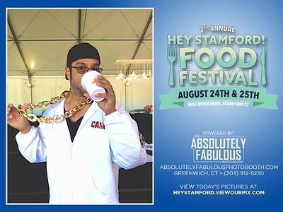 Hey Stamford Food Festival