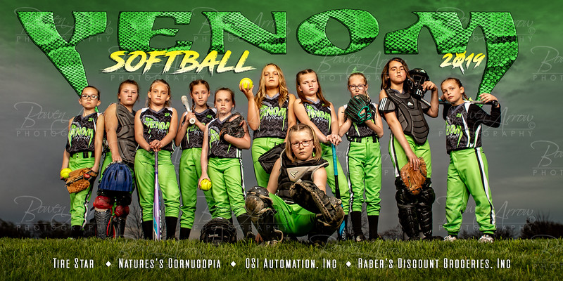 Venom Softball 2019