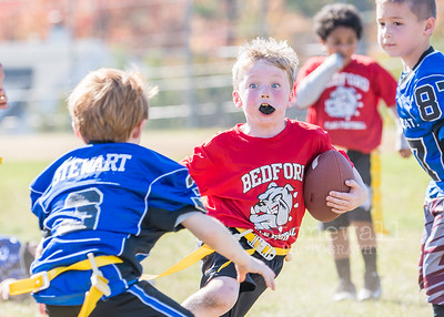 Bedford Bulldog Flag Football