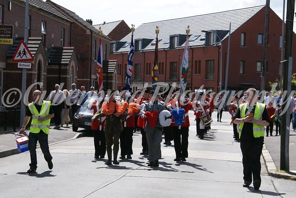 UVF Band Parade