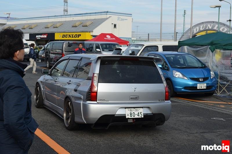 evo 7 wagon tsukuba