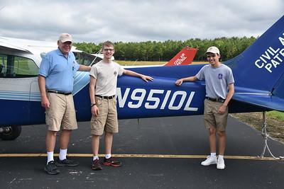2019 Shirley Martin Cadet Powered Flight Academy