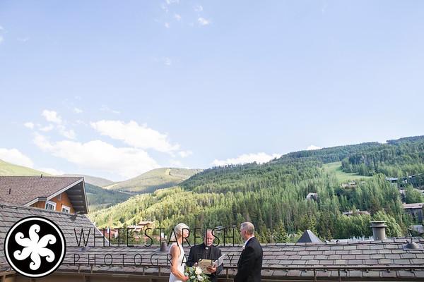 Vail Wedding Photographer - Four Seasons, Vail - Rebecca and Scott