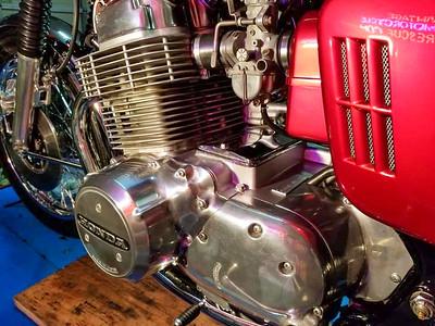 Honda CB750 K0 on Iconic Motorbike Auctions