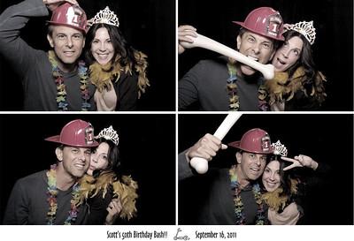 NYC 2011-09-16 Scott's 50th Birthday