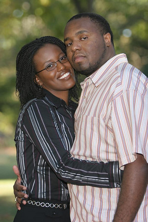 Marcus & Kimesha Engagement Pictures
