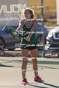 The Oakwood School vs Lawrence Academy girls tennis NCISSA 1A State Championship, October 31, 2020