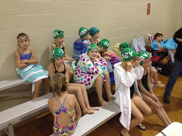 Pelham Swim Meet