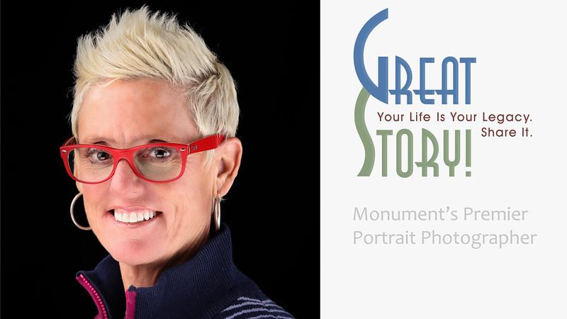 Portrait Photographer in Monument Colorado, Tracy
