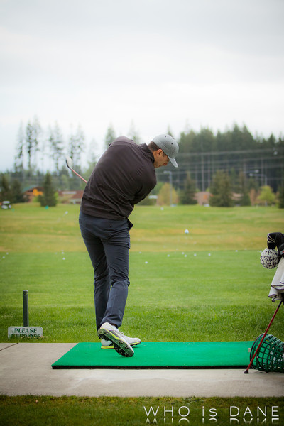 Weekend Warrior Redmond Ridge Golf Tournament /// 05-03-14
