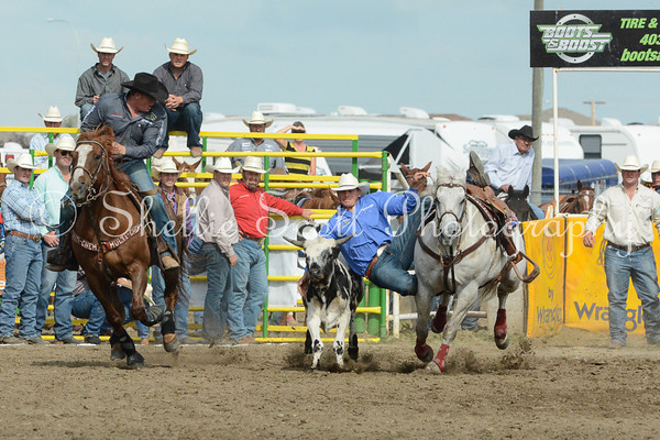 Strathmore Rodeo 2013