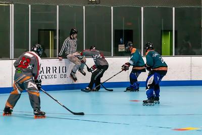 Unholy Goalies vs We Forgot our Skates - 7-25-2021
