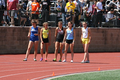 Girls 800M - 2018 MHSAA LP TF FINALS - DIVISION ONE