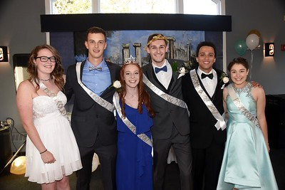 2017 AMHS Prom III photos by Gary Baker
